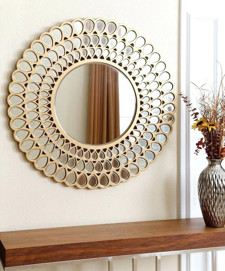 Mirror Decorating Kit Mirror Decoration At Home Mirror Decorating Pertaining To Diy Wall Mirrors (View 13 of 15)