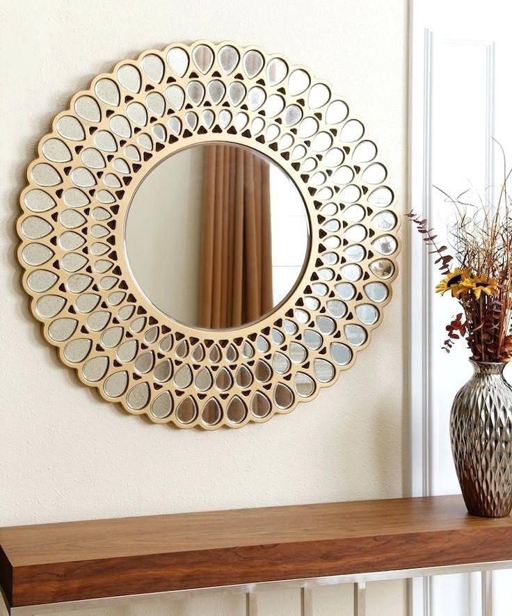 Mirror Decorating Kit Mirror Decoration At Home Mirror Decorating Pertaining To Diy Wall Mirrors (#13 of 15)