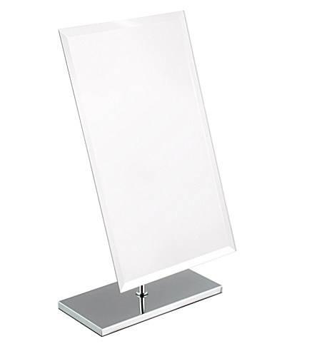 Mirror Design Ideas: Rectangular Shape Freestanding Bathroom In Free Standing Bathroom Mirrors (#13 of 15)