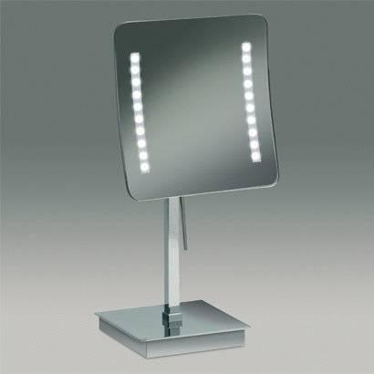 Mirror Design Ideas: Side Screen Freestanding Bathroom Mirrors With Free Standing Bathroom Mirrors (#14 of 15)