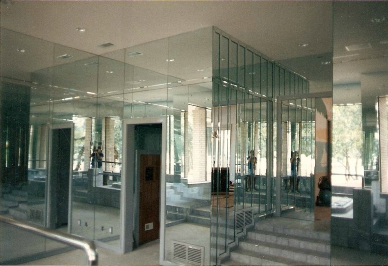 Mirror | Glass:mirror:glass Shower Doors:sales:installation Dallas Pertaining To Entire Wall Mirrors (#9 of 15)