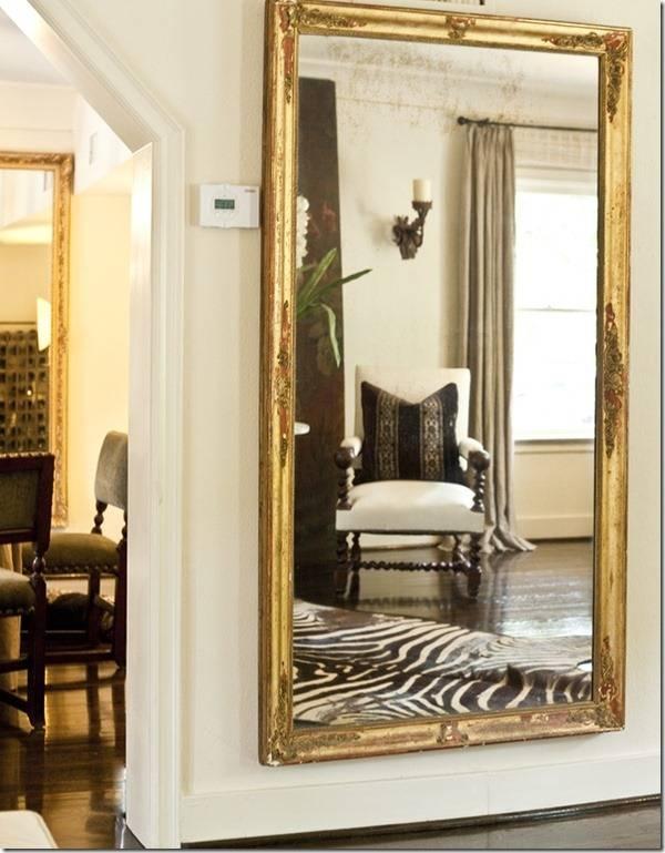 Mirror In Hallway] Creative Ways To Set Mirror In The Hallway Inside Hallway Wall Mirrors (#14 of 15)