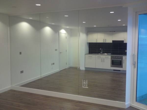 Mirror Installers/fitters In Manchester, Bolton, Gtr Manchester With Gym Full Wall Mirrors (#12 of 15)