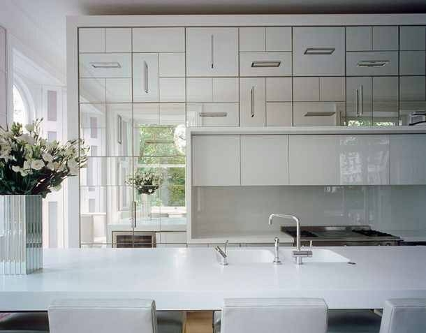 Mirror Mirror On The Wall… – Design Indulgences For Kitchen Wall Mirrors (#12 of 15)