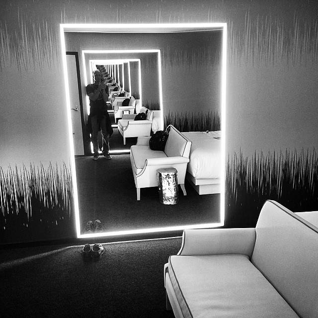 Inspiration about Mirror #obstacle In The #sls Las Vegas Hotel. In Preparati… | Flickr Pertaining To Las Vegas Mirrors (#5 of 15)