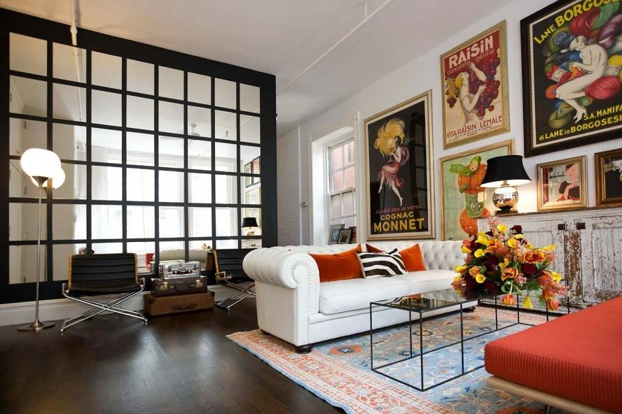 Mirror Wall Decoration Ideas Living Room Pleasing Decoration Ideas Pertaining To Wall Mirror Designs For Living Room (View 14 of 15)