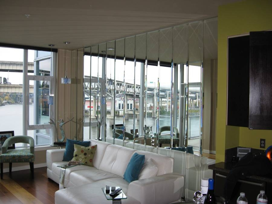 Mirrored Walls | Custom Mirrored Walls | Esp Supply, Inc Mirror Within Walls Mirrors (#13 of 15)