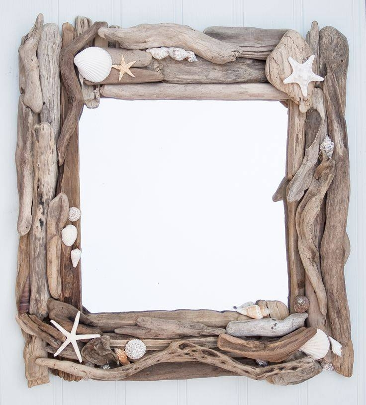 Mirrors: Astounding Beech Wood Framed Mirrors Driftwood Mirrors For Beech Wood Framed Mirrors (View 5 of 15)