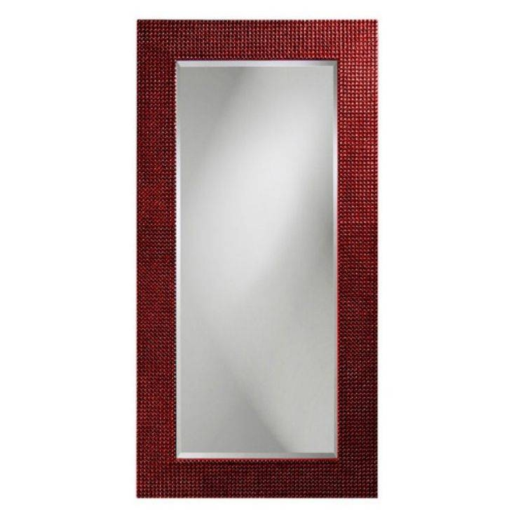 Viewing Photos of Red Framed Wall Mirrors (Showing 8 of 15 Photos)