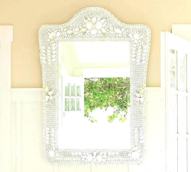 Mirrors : Beach Decor Wall Mirrors Beach Style Wall Mirrors Throughout Beachy Wall Mirrors (#13 of 15)