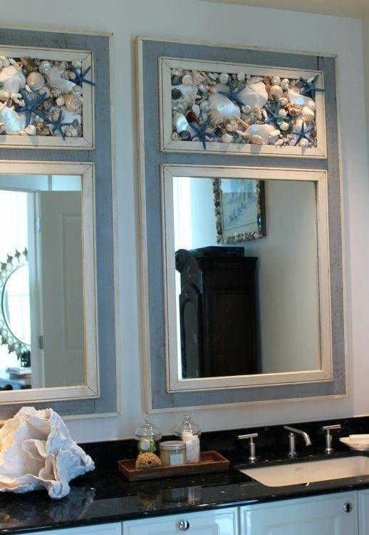 Mirrors : Beach Style Wall Mirrors Beach Decor Wall Mirrors Beachy With Beachy Wall Mirrors (#14 of 15)
