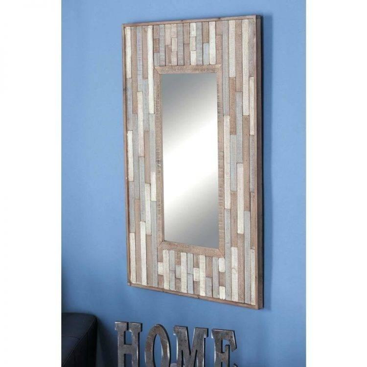 Mirrors : Blue Framed Wall Mirror Kitchen Dark Wood Kitchen Inside Blue Framed Wall Mirrors (#10 of 15)