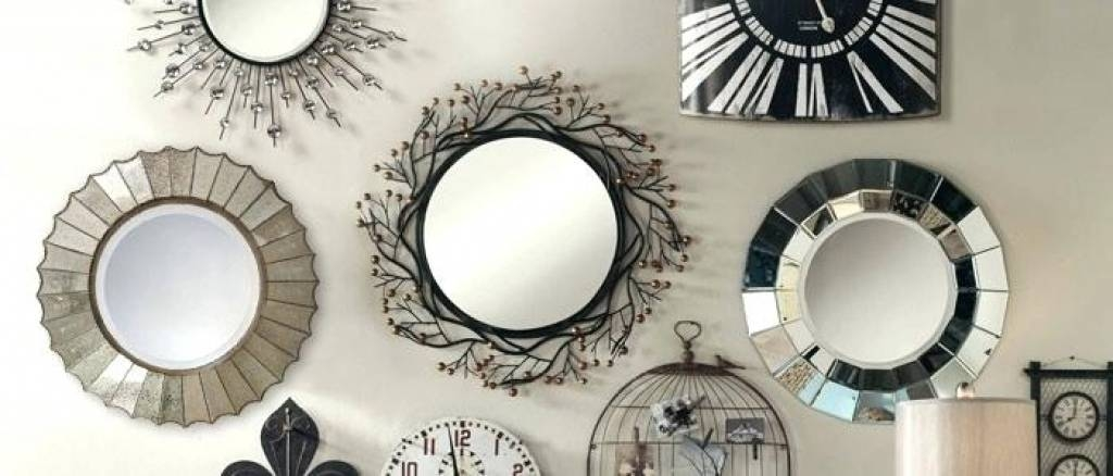 Mirrors Decoration On The Wall Home Decoration Enticing Small Pertaining To Small Decorative Wall Mirrors (View 14 of 15)
