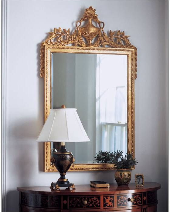 Mirrors – Decorative Mirrors And Carved Italian Mirrors With Regard To Italian Wall Mirrors (#12 of 15)