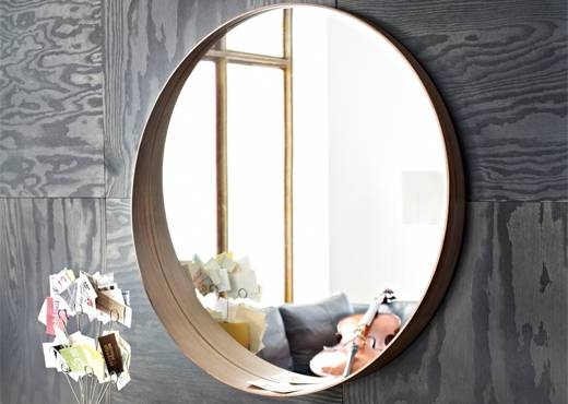 15 Best Collection Of Ikea Oval Wall Mirrors
