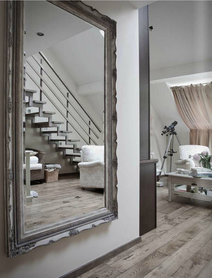 Mirrors: Marvellous Oversized Wall Mirror Very Large Mirrors For Inside Oversize Wall Mirrors (View 9 of 15)