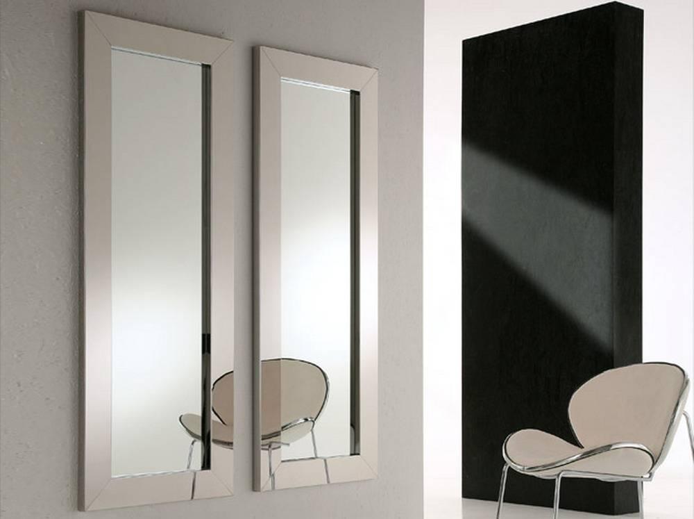 Popular Photo of Modern Framed Mirrors
