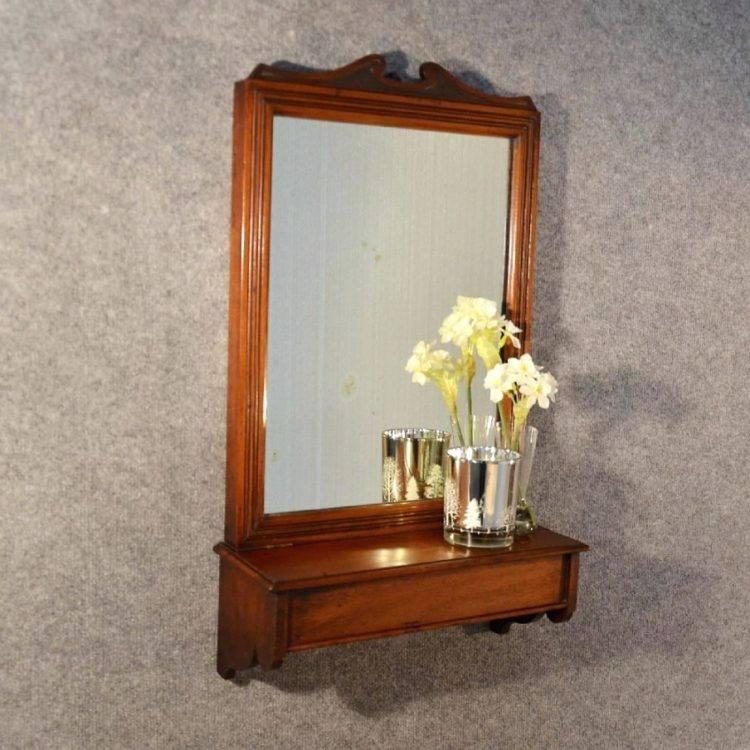 Mirrors : Vintage Style Wall Mirrors Wonderful Baroque Mirrors Inside Vintage Style Wall Mirrors (#7 of 15)