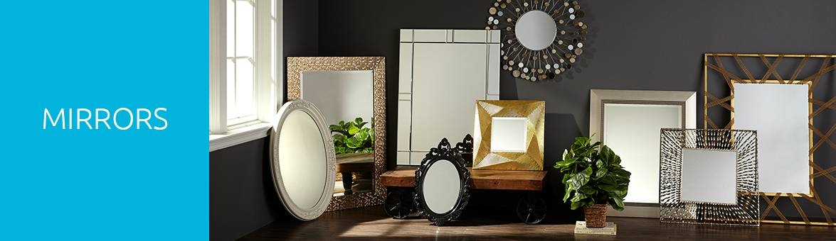 Mirrors – Wall Mirror Collection | At Home Stores | At Home With Home Wall Mirrors (View 14 of 15)