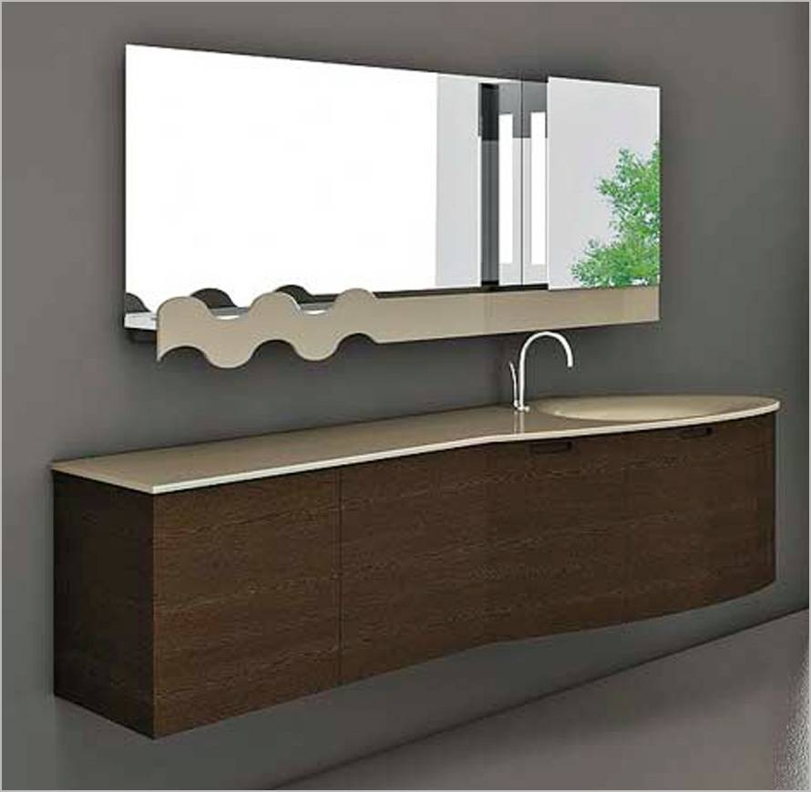 Modern Bathroom Mirrors – Realie Throughout Modern Bath Mirrors (View 13 of 15)