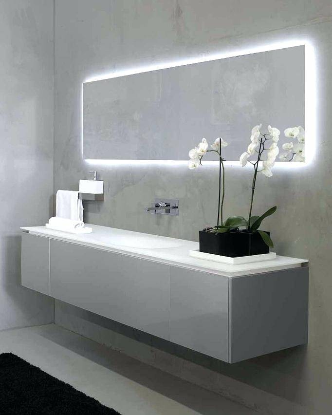 15 Best Ideas Of Modern Mirrors For Bathrooms
