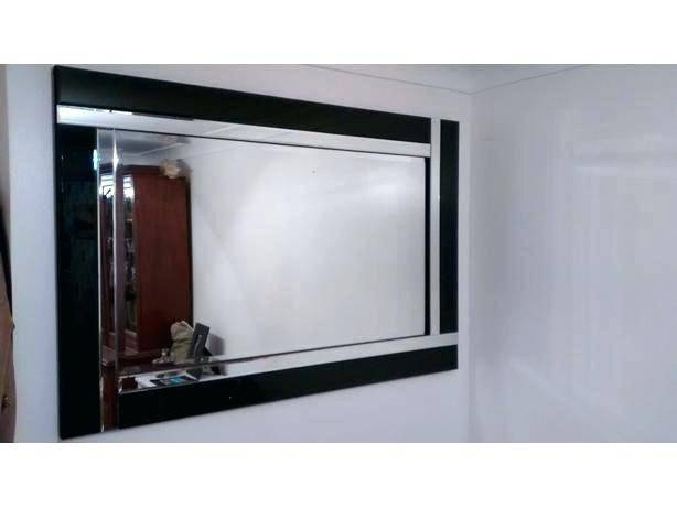 Popular Photo of Contemporary Black Wall Mirrors
