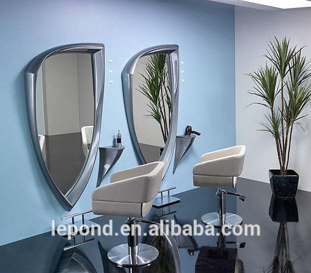 Modern Salon Furniture Mirrors, Modern Salon Furniture Mirrors Regarding Salon Wall Mirrors (View 13 of 15)