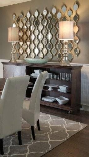 Popular Photo of Modern Decorative Wall Mirrors