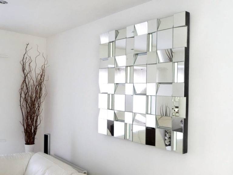 Modern Wall Mirrors Home : Doherty House – Decorate With Beautiful Intended For Beautiful Wall Mirrors (#13 of 15)