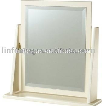 Modern White Stand Makeup Mirror Dressing Table Mirror Price Cheap Inside Cheap Stand Up Mirrors (#15 of 15)
