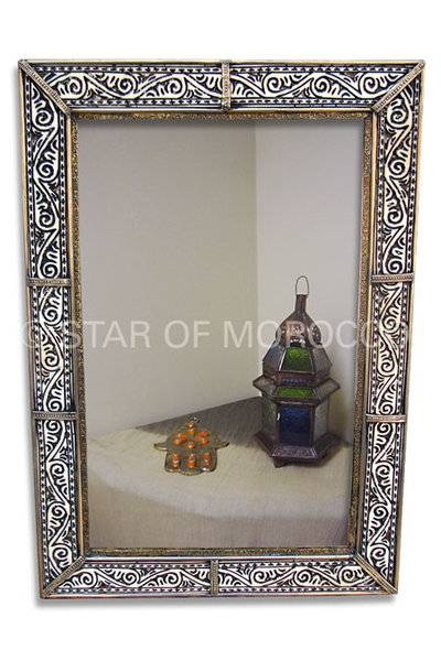 Topic Large Moroccan Wall Mirrors