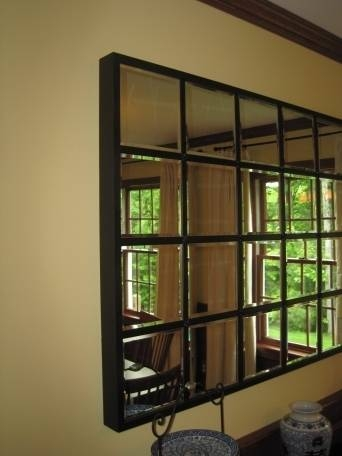 Multi Panel Wall Mirror | Mirrors Designs And Ideas With Multi Panel Wall Mirrors (#10 of 15)