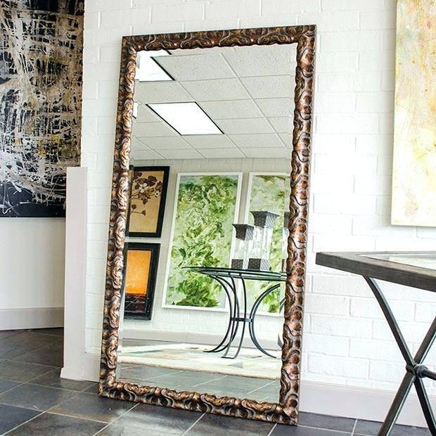 New Full Length Wall Mirror Designs Full Wall Mirrors For Sale Within Full Size Wall Mirrors (#8 of 15)