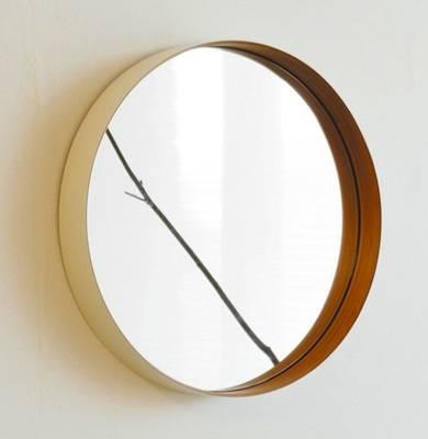 "New Teori Brand Item – Bamboo Wall Mirror ""Zero"" | Domo Blog Regarding Bamboo Wall Mirrors (#13 of 15)"