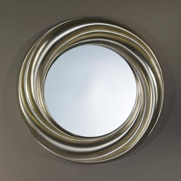 Popular Photo of Swirl Wall Mirrors