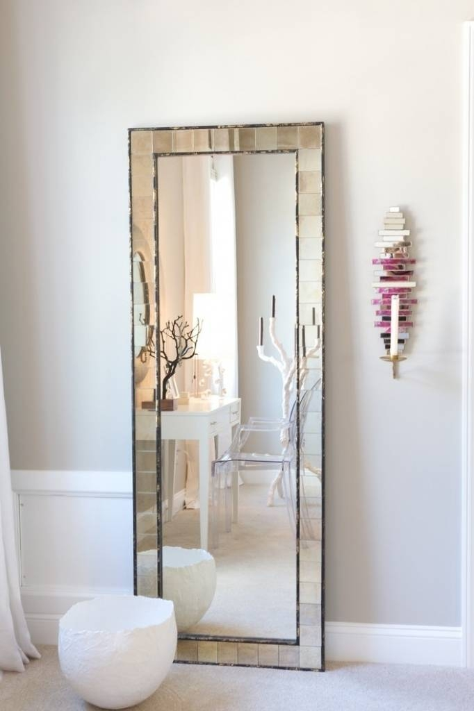Outstanding Full Length Decorative Wall Mirrors As Well As Full Regarding Full Length Oval Wall Mirrors (#13 of 15)