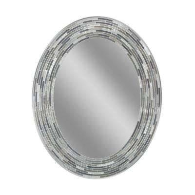 Oval – Bathroom Mirrors – Bath – The Home Depot With Oval Bathroom Wall Mirrors (View 10 of 15)