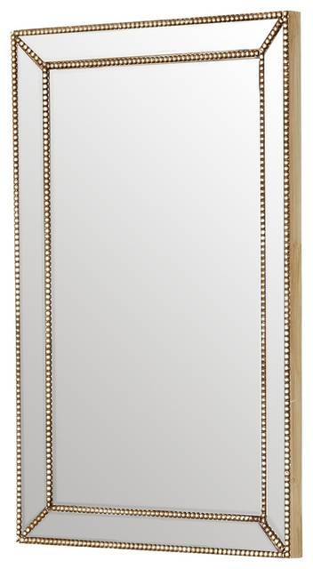 "Paradise Rectangular Wall Mirror, 25.5""x (View 12 of 15)"