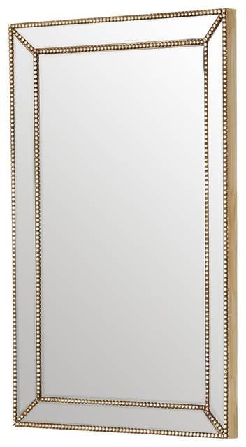 "Paradise Rectangular Wall Mirror, 25.5""x (#6 of 15)"