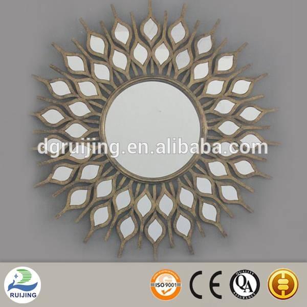 Peacock Bling Wall Art Mirror – Buy Decorative Wall Mirrors,art Throughout Wall Mirrors With Art (#13 of 15)