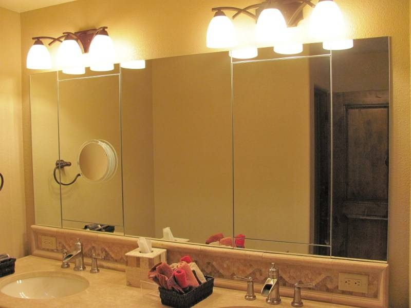Popular Photo of Vanity Wall Mirrors