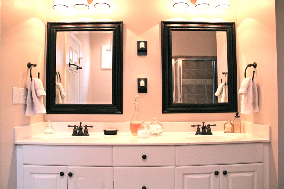 Pictures Of Bathroom Vanity Mirrors | Bathroom Design Ideas 2017 Regarding Bathroom Vanities Mirrors (#12 of 15)