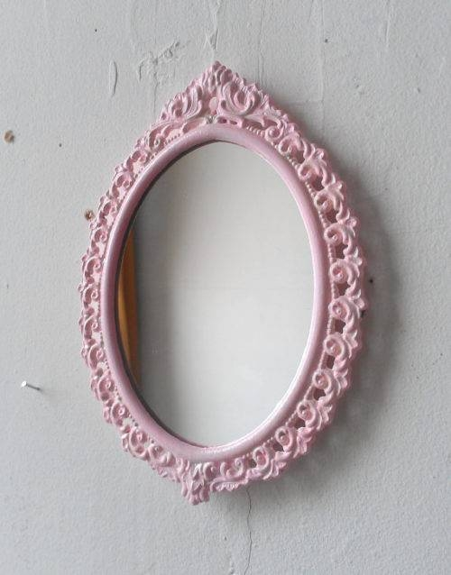 Pink Mirrors | Inovodecor With Pink Wall Mirrors (#13 of 15)