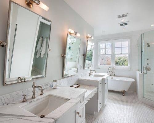 Pivot Mirror | Houzz Regarding Pivot Mirrors For Bathroom (#10 of 15)