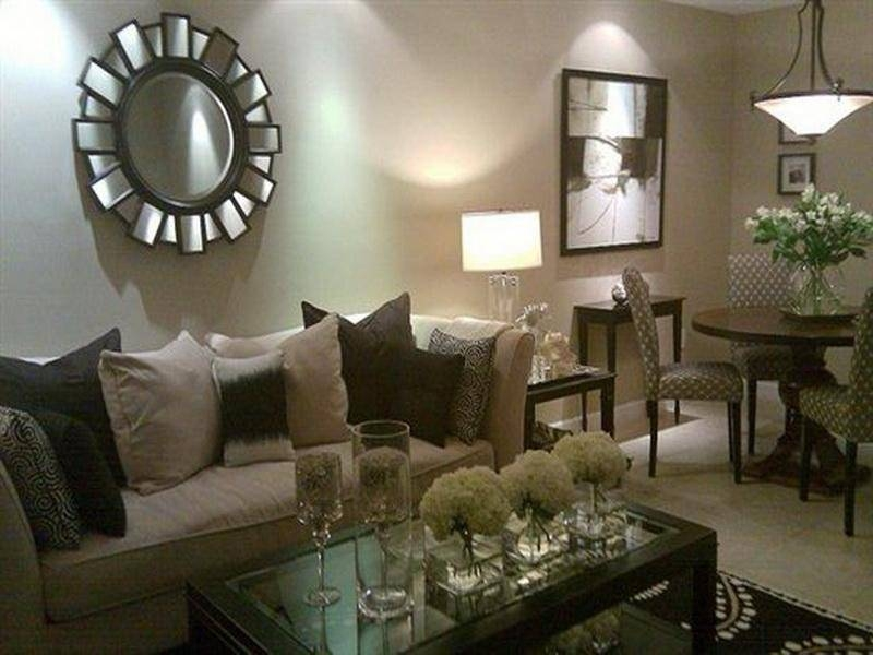 Plain Decoration Living Room Wall Mirrors Stunning Idea Wall Pertaining To Wall Mirrors For Living Rooms (#12 of 15)
