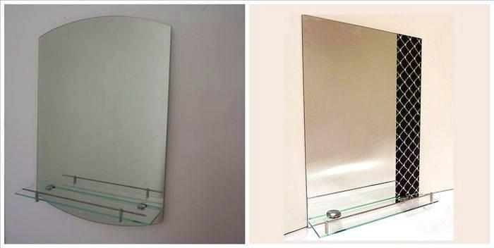 Popular Photo of Plain Wall Mirrors