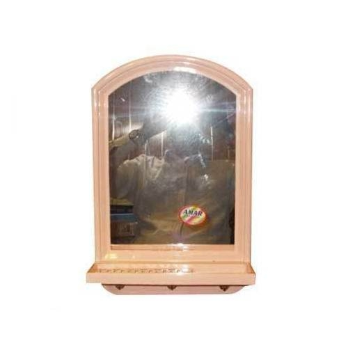 Plastic Wall Mirror At Rs 90 /piece | Fancy And Bathroom Mirror In Plastic Wall Mirrors (#11 of 15)