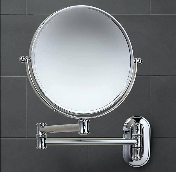 telescoping mirror for bathroom 15 ideas of bathroom extension mirrors 20780