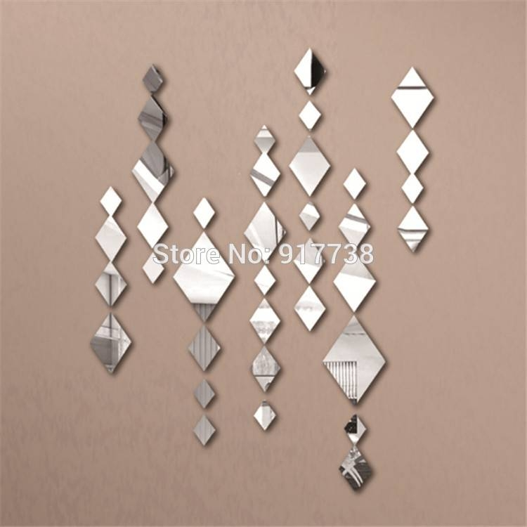 Project For Awesome Mirror Sets Wall Decor – Home Decor Ideas In Decorative Wall Mirror Sets (#10 of 15)