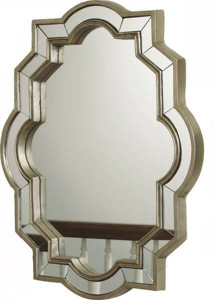 Inspiration about Quatrefoil Mirrors – Easy Home Concepts Throughout Quatrefoil Wall Mirrors (#5 of 15)